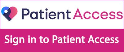 Sign in to Patient Access